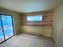 NewStyle玉川学園4丁目、木工事完了です!