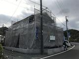 HSG静岡地区委員会 見学、「ナガイ」、板倉の家、国産材 杉・檜、藤枝SA「十兵衛」トンテキ定食、