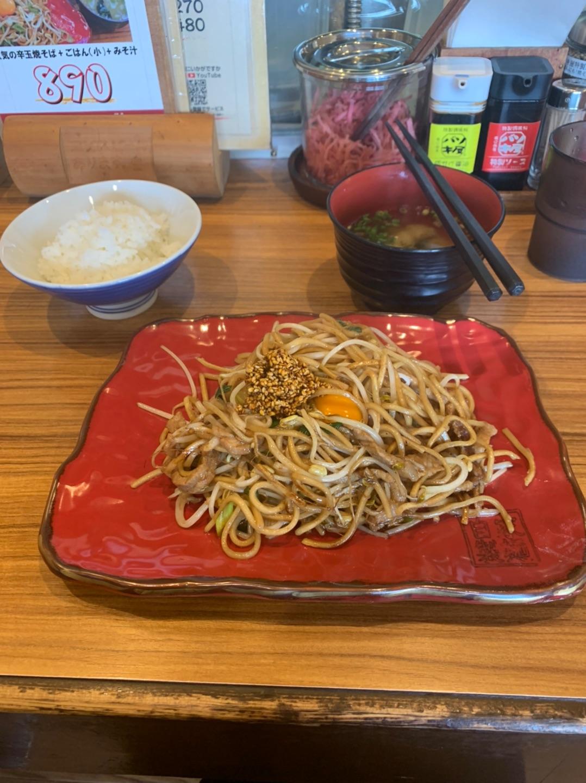 お昼ご飯。