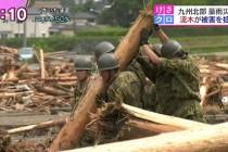 林野庁による九州豪雨での流木災害調査