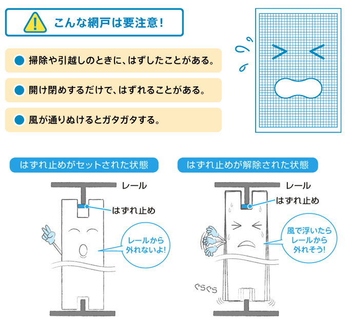 FireShot Capture 064 - 網戸についてのお願い - 安全・安心、快適のポイント - YKK AP株式会社 - www.ykkap.co.jp